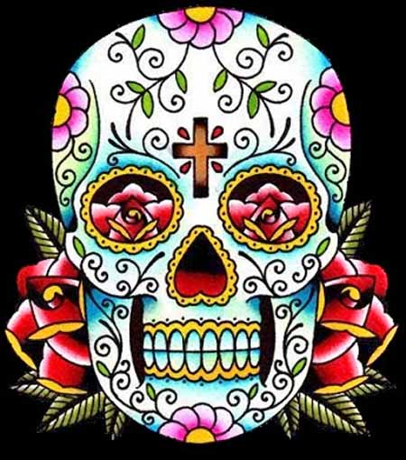 Pics Day of The Dead Day of The Dead Pics of Skulls